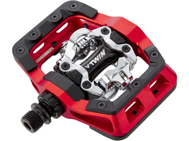 DMR V-Twin Pedales, red